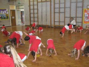 1G gymnastics