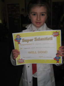 1G Scientist of the month