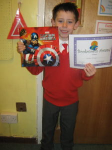 1G Bookworm of the month