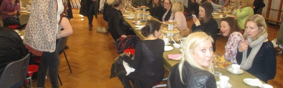 We hosted a Mothers' Day Afternoon Tea to show our Mums how much we love them
